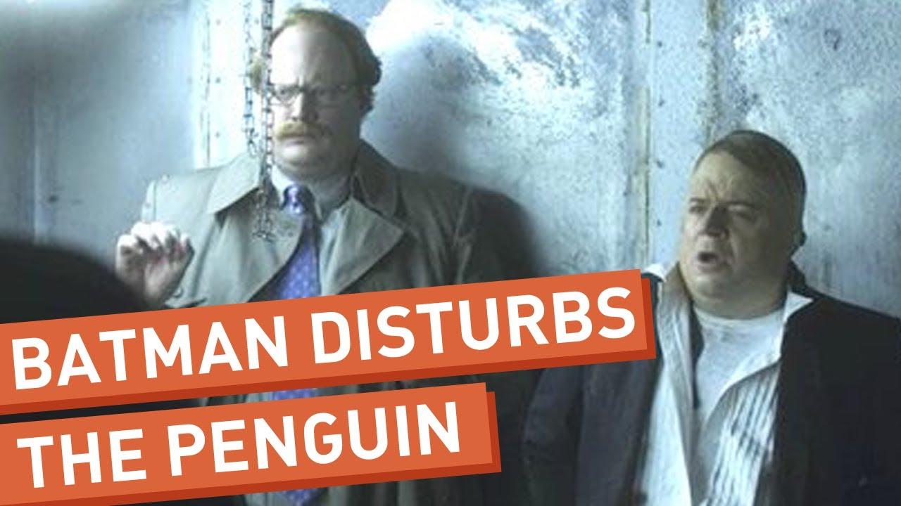 Batman vs. The Penguin (with Patton Oswalt)
