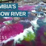 Rainbow River In Colombia Is The Most Beautiful In The World