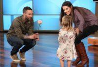 Adam Levine's New Girlfriend