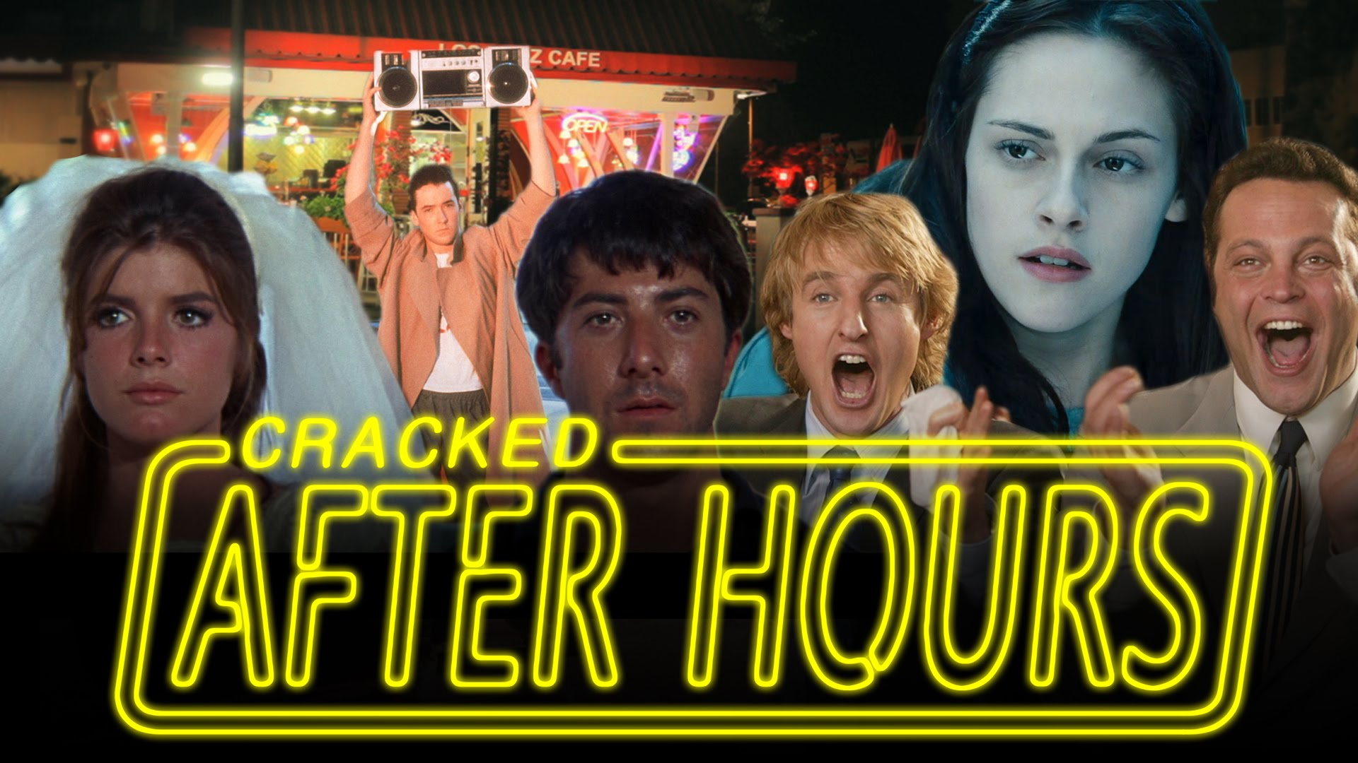 The 9 Creepiest Things Movies Portray as Romantic - After Hours