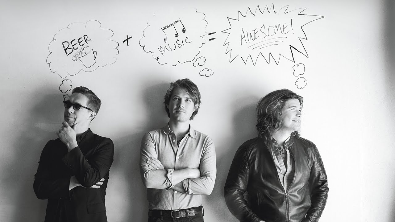 Live Video Chat with Hanson on Feb. 9