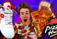 Pizza Hut Made Smart Shoes?