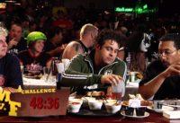Man v. Food: The World's Biggest Burger Challenge