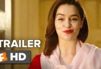 Me Before You Official Trailer #2 (2016) -  Emilia Clarke, Sam Claflin Movie HD