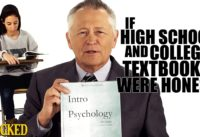 If High School and College Textbooks Were Honest - Honest Ads
