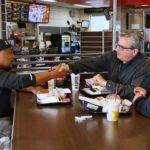 Daymond John & the new Carl's Jr. Baby Back Rib Burger