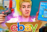 I Bought $1,100 Worth of Tech eBay Mystery Boxes