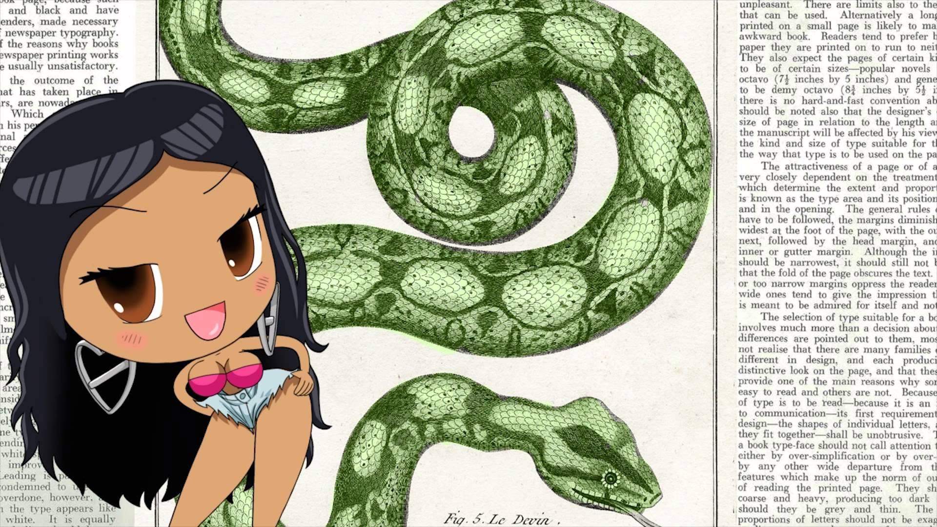 Anaconda - The Educational Version (Nicki Minaj Parody)