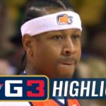 3's Company vs Ball Hogs   BIG3 HIGHLIGHTS