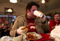 Man v. Food: The Shut Juice Challenge