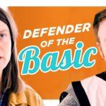 Defender of the Basic   Hardly Working