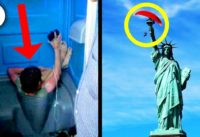 Top 20 People Who Got Stuck in the Strangest Places