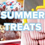 Homemade Frozen Treats