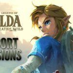 How Nintendo And The Legend of Zelda Are Finally Growing Up - Escort Mission (Breath of the Wild)