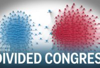 This 60-second animation shows how divided Congress has become over the last 60 years