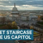 US Capitol Dome Has A Secret Stairway — Here's What It's Like Insider