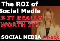 Is Social Media Worth it? How to Calculate ROI on Social.