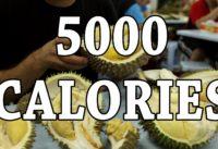 Top 5 Durian Varieties | Durian Buffet | Stinky Good