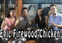 Must Try Sichuan Food | Chinese Firewood Chicken