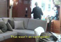 Ellen Pranks Daniel Radcliffe with an Earthquake