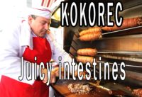 Baby Lamb Intestine Sandwich | Turkish Food | Kokoreç