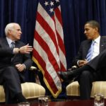 McCain defended Obama as a 'decent person' during the 2008 election