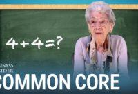 100-Year-Old Math Teacher Slams The 'Common Core' Method