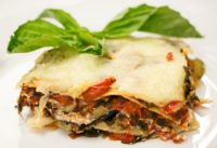 Recipe Rehab Season 1 Recipe How-To: Grilled Vegetable Lasagna With Mushroom Sauce
