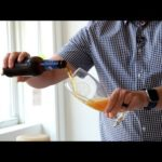 A 'beer sommelier' explains how pouring a beer the wrong way can give you a stomach ache