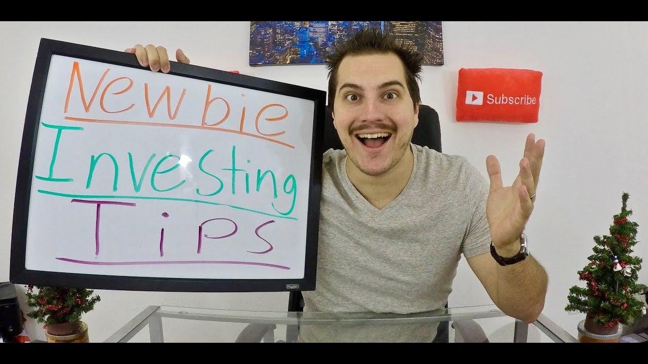 Stock Market for Beginners Tips! - Investing in Stocks for Beginners Tips!