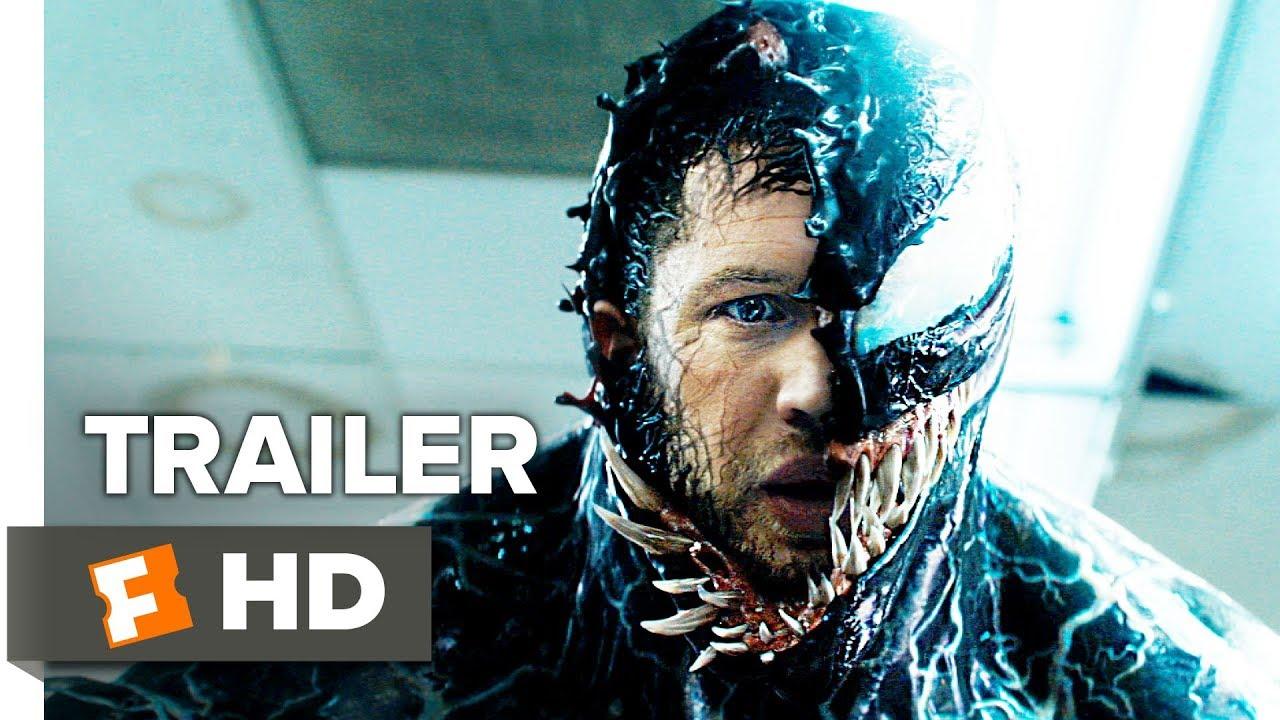 Venom Trailer #2 (2018)   Movieclips Trailers