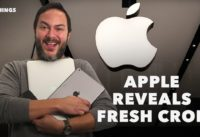 60-Second Video: Apple Reveals Fresh Crop