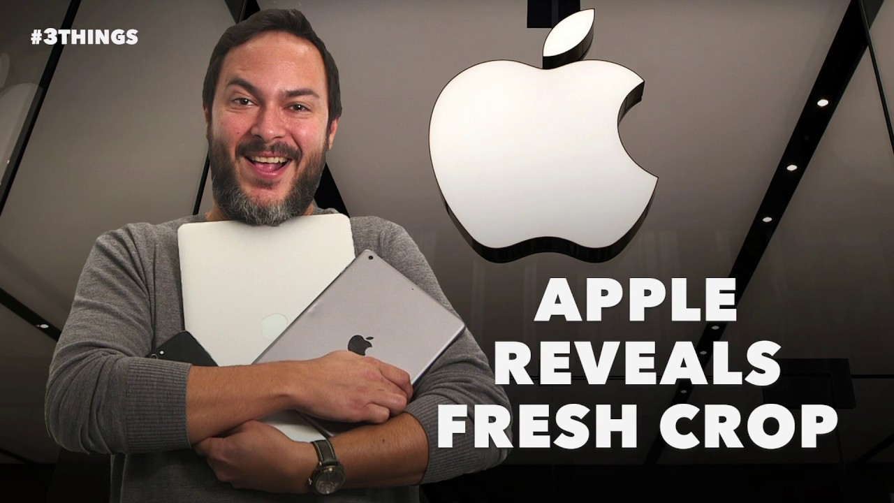60-Second Video: Apple Reveals Fresh Crop