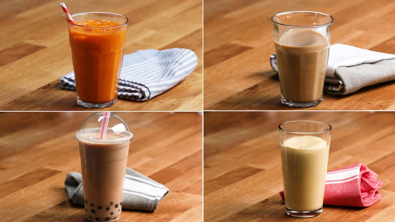 Delicious Asian Drinks