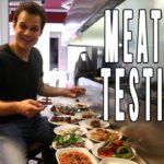 Enter Meat Heaven + Juicy Testicles | Tasty Turkish Food
