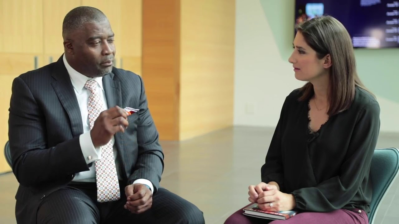 The One Question Super Bowl Star Rod Smith Used to Launch his Success - PREVIEW