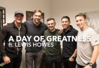 Leaders Create Leaders S1 EP3: A Day Of Greatness ft. Lewis Howes