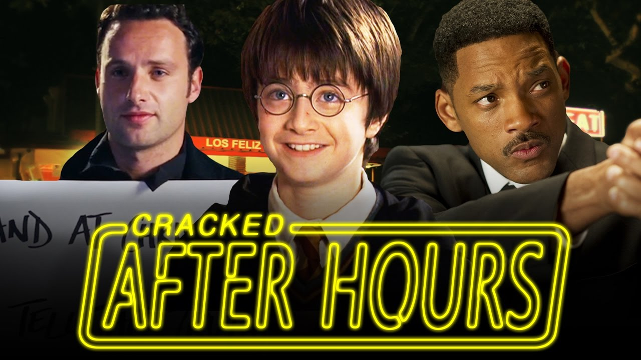 7 Movies That Don't Realize They're Horror Movies - After Hours