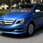 Car Tech - 2014 Mercedes B-Class Electric Drive