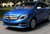 Car Tech - 2014 Mercedes B-Class Electric Drive