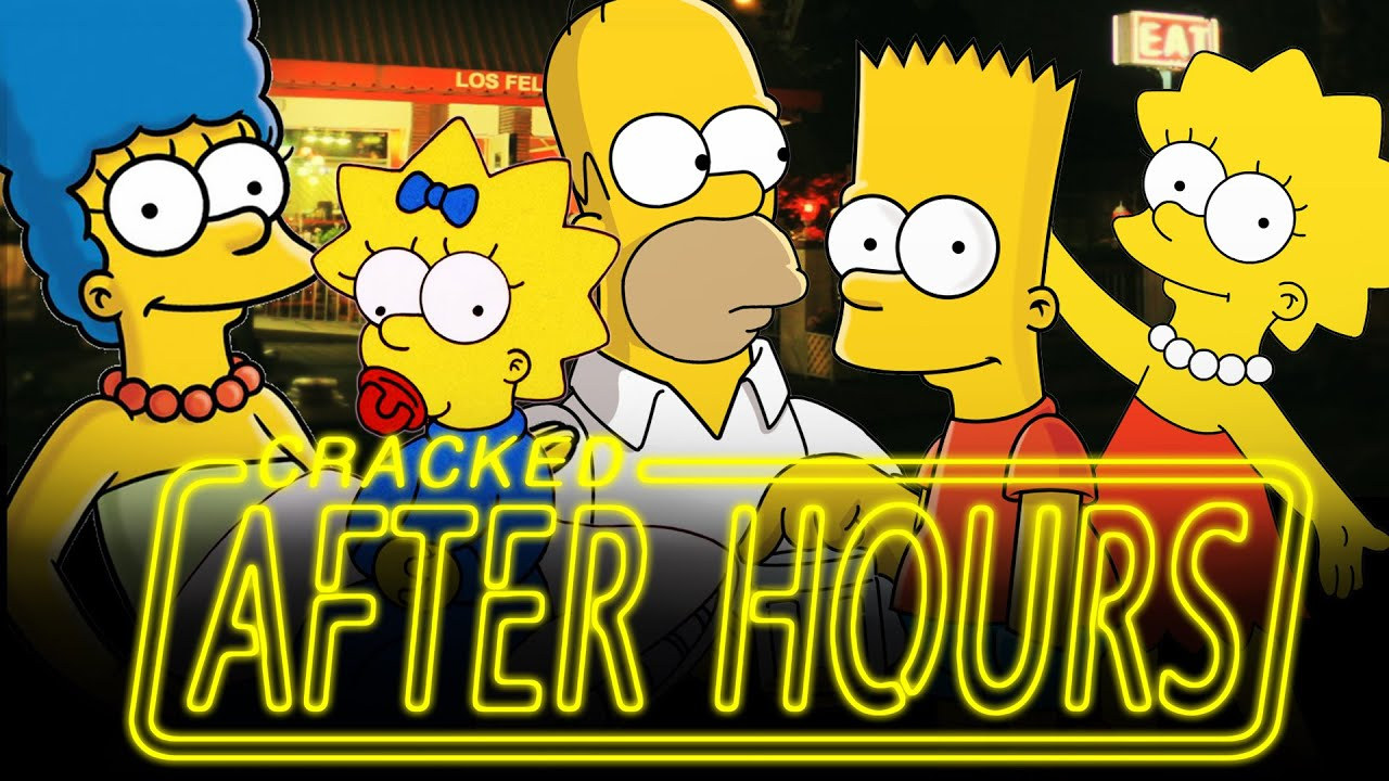 4 Insane Simpsons Fan Theories (That Might Be True) - After Hours