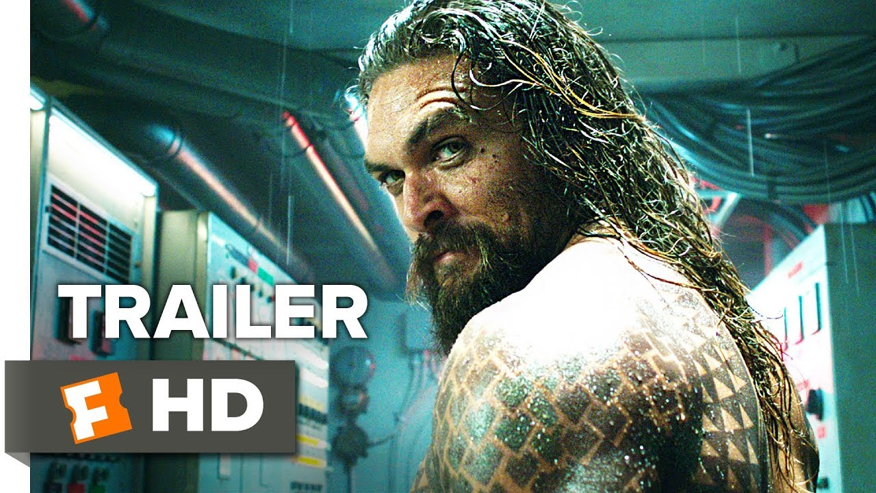 Aquaman Comic-Con Trailer (2018) | Movieclips Trailers