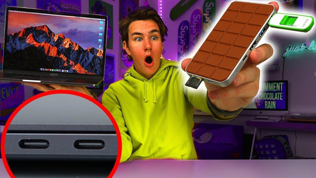 This Chocolate Bar Fixed My Macbook Pro