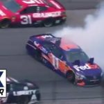 "Radioactive: O'Reilly Auto Parts 500 — ""Just (expletive) peachy."" 