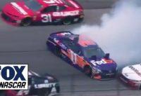 "Radioactive: O'Reilly Auto Parts 500 — ""Just (expletive) peachy."" | NASCAR RACE HUB"