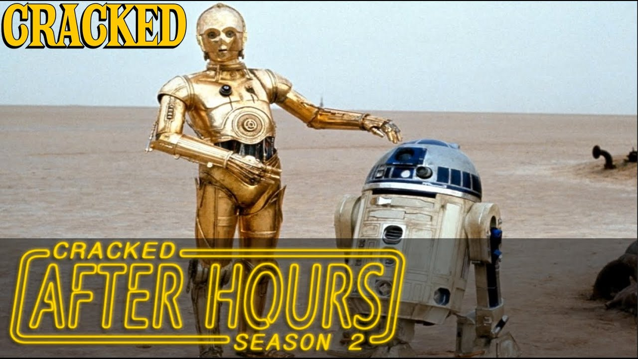 The Horrifying Hidden Subplot You Missed in STAR WARS - After Hours
