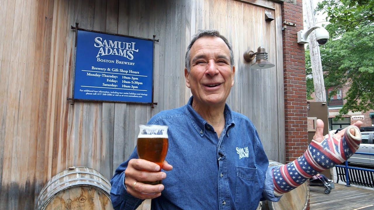 Inside The Sam Adams Brewery With Founder Jim Koch