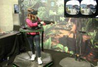 The 'Virtuix Omni' Actually Lets You Run Around Video Games