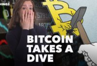 60-Second Video: Bitcoin Crashes, Selfishness Doesn't Pay and NASA to Sell Seats