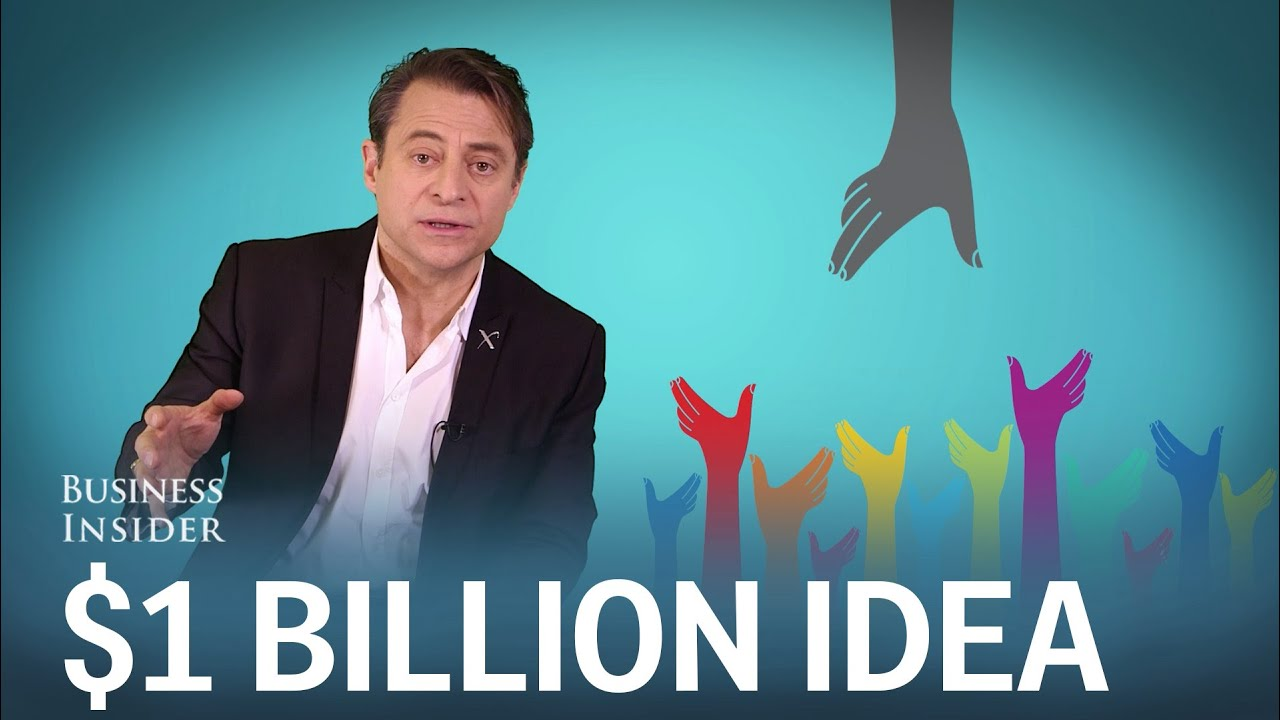 How to come up with the next billion-dollar idea